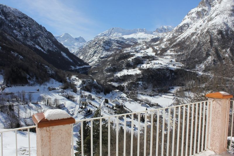 View from the property Location Vacation rental 65880 Gavarnie Gèdre
