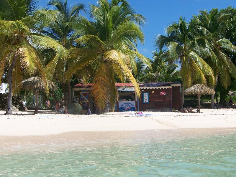 Beach Location One-room apartment 67258 Saint Francois