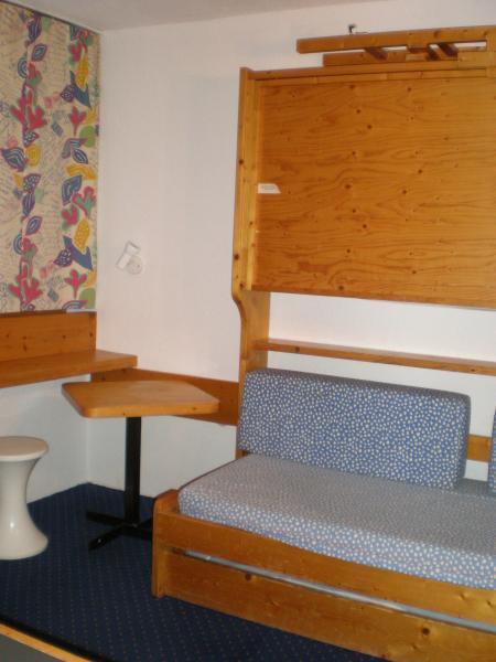 Living room Location One-room apartment 68091 Les Arcs