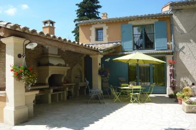 Terrace Location Vacation rental 75163 Avignon