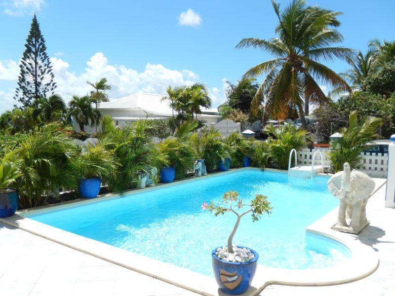 Swimming pool Location Apartment 82066 Saint Francois