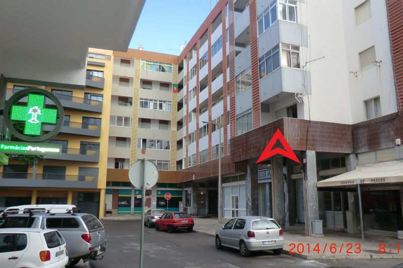 View of the property from outside Location Apartment 88628 Quarteira