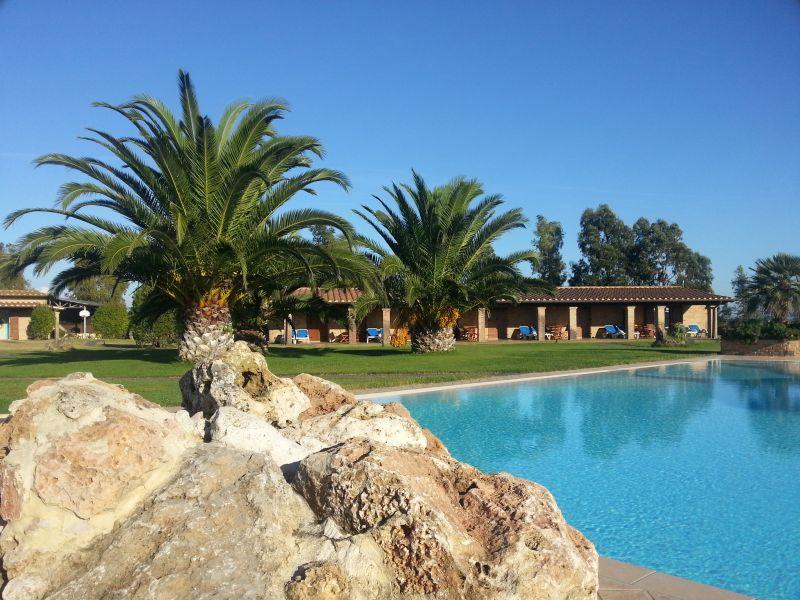 Swimming pool Location Apartment 94322 Castiglione della Pescaia
