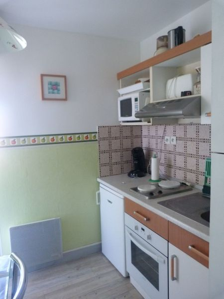 Separate kitchen Location Apartment 10748 Cabourg