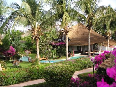 View of the property from outside Location Villa 10817 Saly