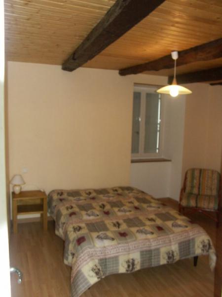 bedroom 1 Location Vacation rental 12137 Rignac