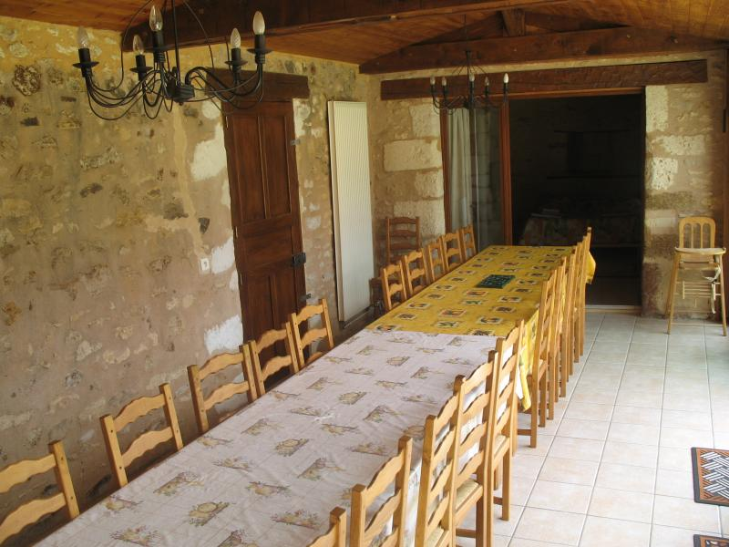 Dining room Location House 12399 Les Eyzies de Tayac