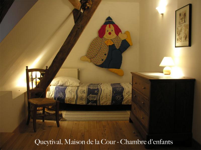 bedroom 4 Location House 12405 Sarlat