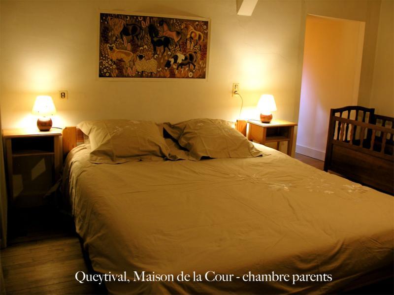 bedroom 1 Location House 12405 Sarlat