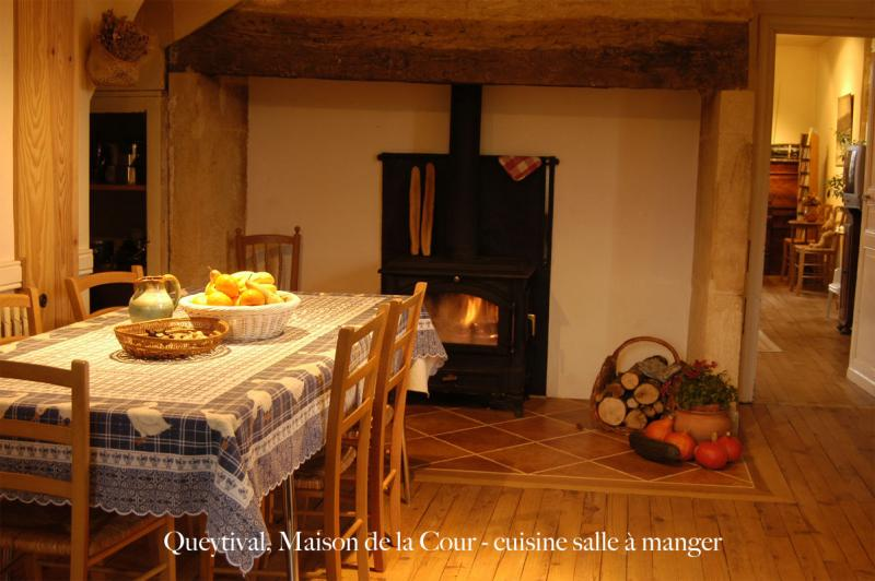 Dining room Location House 12405 Sarlat