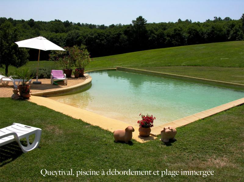 Swimming pool Location House 12405 Sarlat