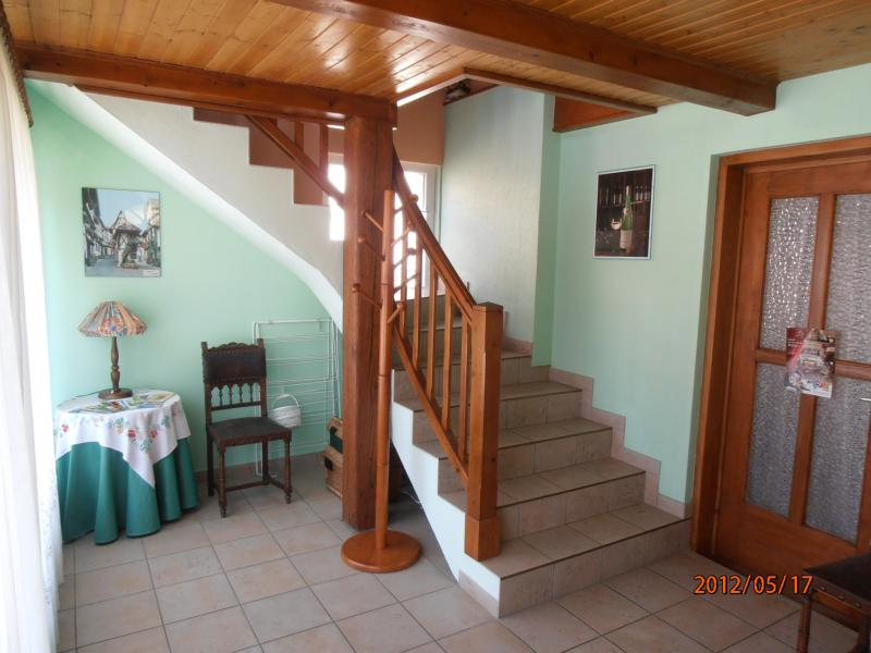 Hall Location Vacation rental 13081 Colmar