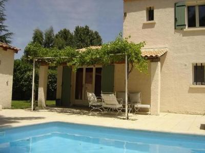 Swimming pool Location Villa 13936 Avignon