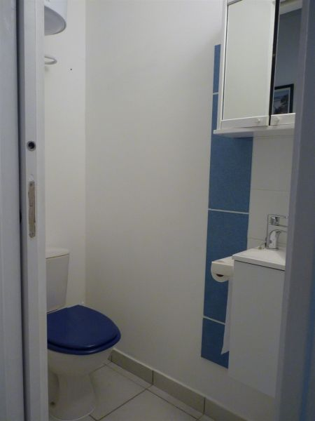 Bathroom w/toilet only Location Apartment 14725 Sainte Anne (Guadeloupe)