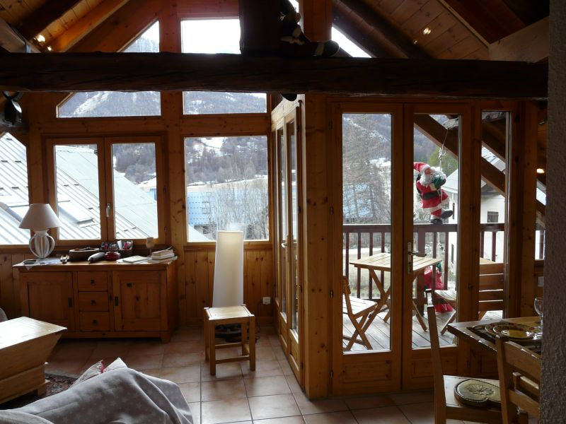 View from the property Location Apartment 14750 Serre Chevalier