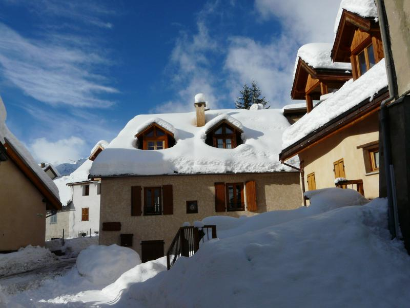 View of the property from outside Location Apartment 14750 Serre Chevalier