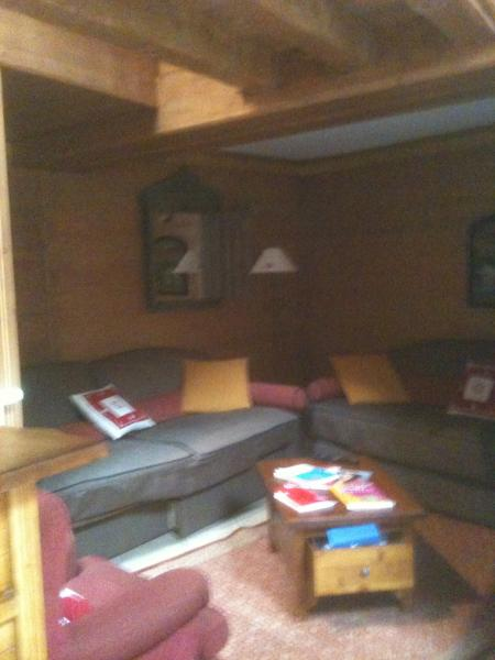 Lounge Location Apartment 148 Les Arcs