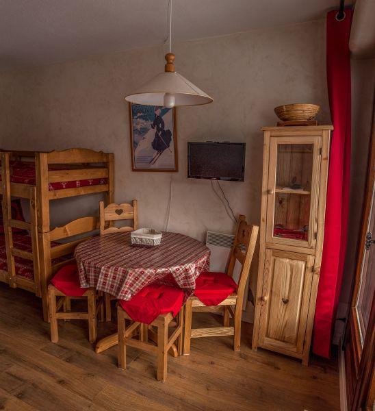 Living room Location One-room apartment 16043 Tignes