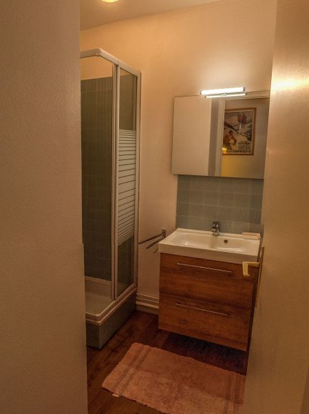 Half bath Location One-room apartment 16043 Tignes