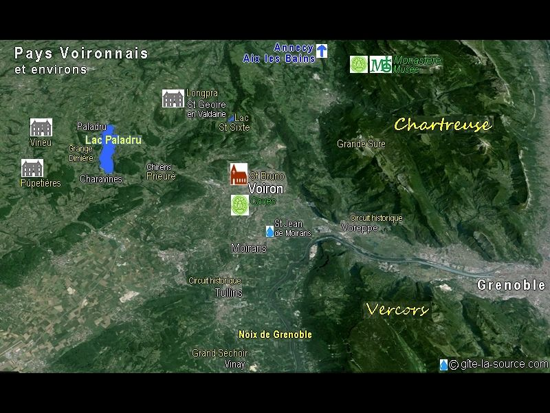 Other view Location Vacation rental 16078 Grenoble