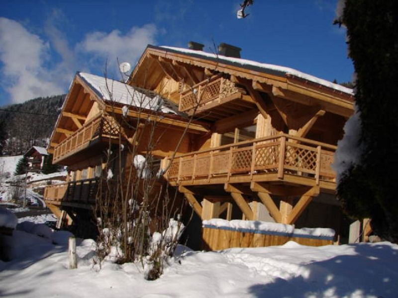 Location Chalet 16141 La Chapelle d'Abondance