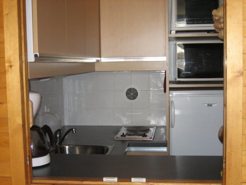 Separate kitchen Location Apartment 1629 Les Menuires