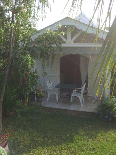 Terrace Location Vacation rental 16331 Saint Francois