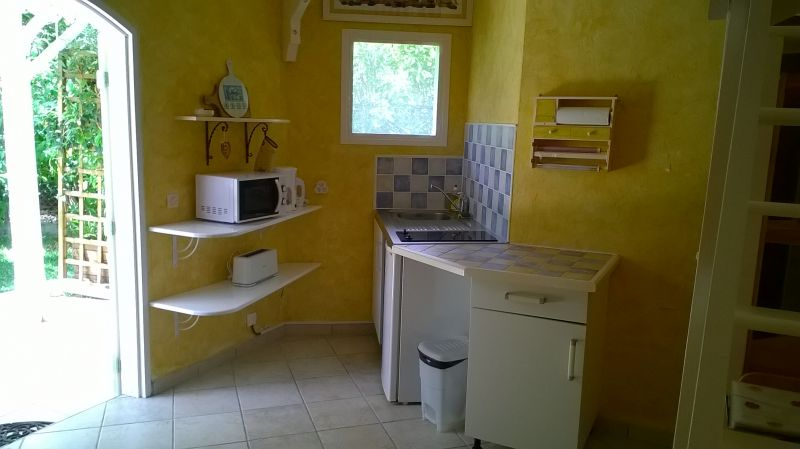 Kitchenette Location Vacation rental 16331 Saint Francois