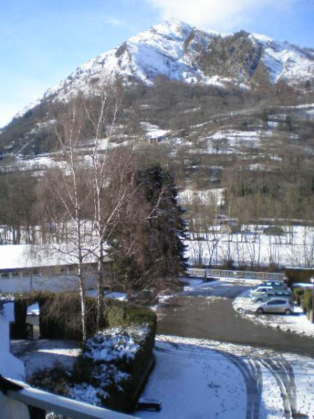 View from the balcony Location Apartment 16878 Saint Lary Soulan