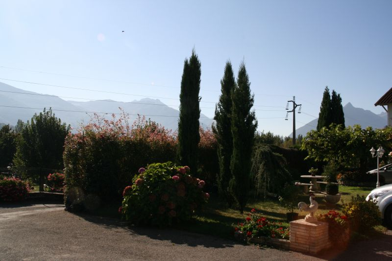 View from the property Location Vacation rental 17206 Argeles Gazost