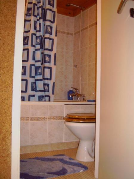 bathroom Location One-room apartment 1724 Les Menuires