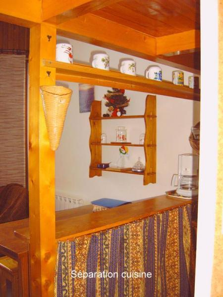 Location One-room apartment 1724 Les Menuires