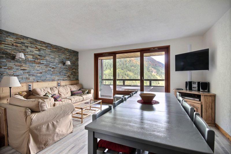 Living room Location Apartment 17374 Saint Jean d'Aulps- La Grande Terche