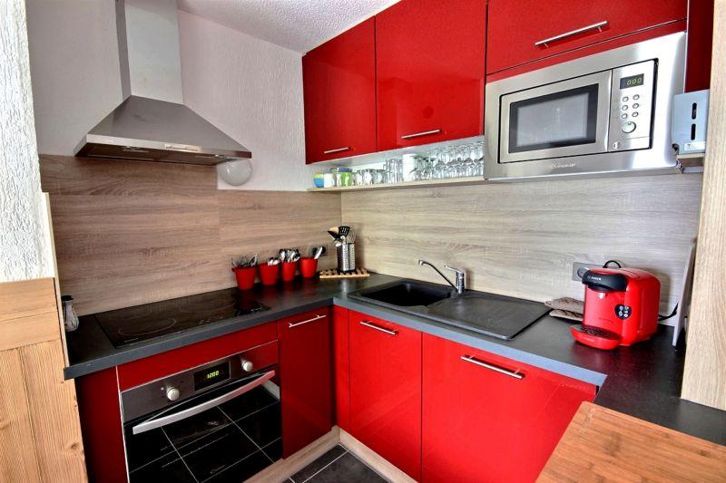 Open-plan kitchen Location Apartment 17374 Saint Jean d'Aulps- La Grande Terche