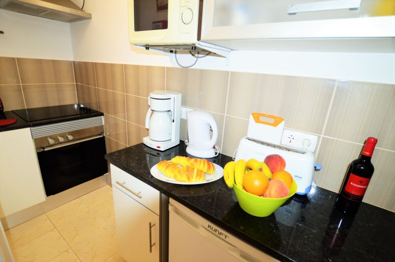 Summer kitchen Location Apartment 17665 Carvoeiro