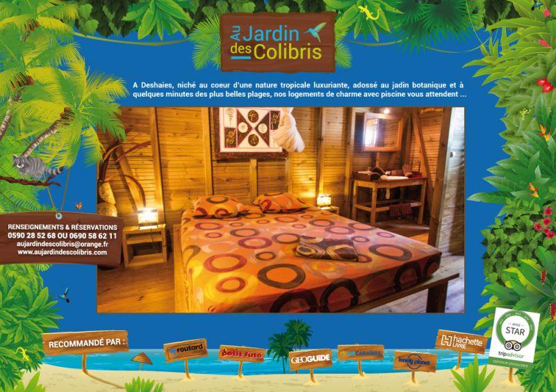 Location Vacation rental 17794 Deshaies