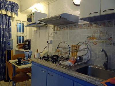 Location One-room apartment 18058 Flic-en-Flac