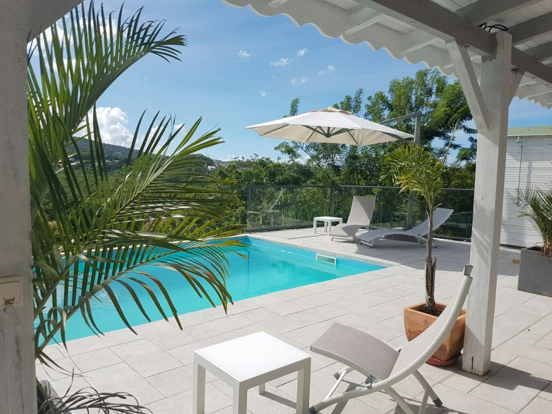 Swimming pool Location Vacation rental 18554 Vieux-habitants