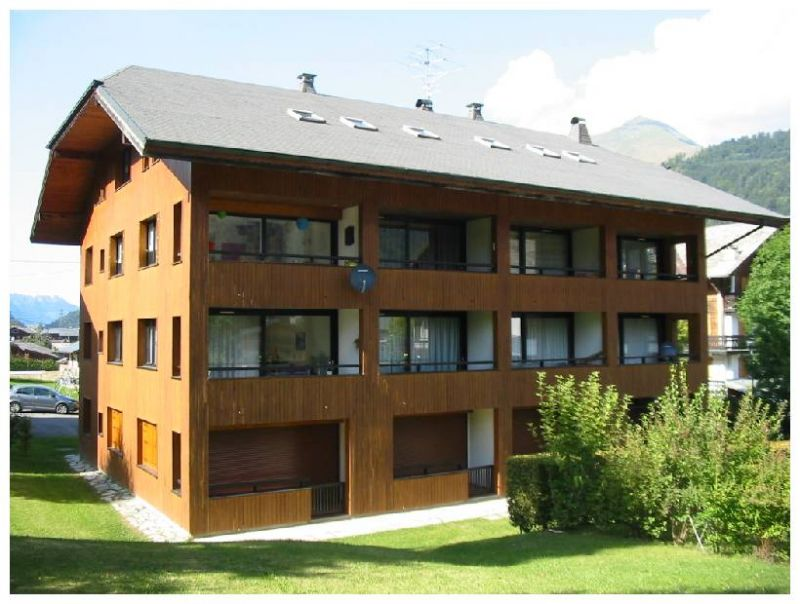 Location One-room apartment 1938 Morzine