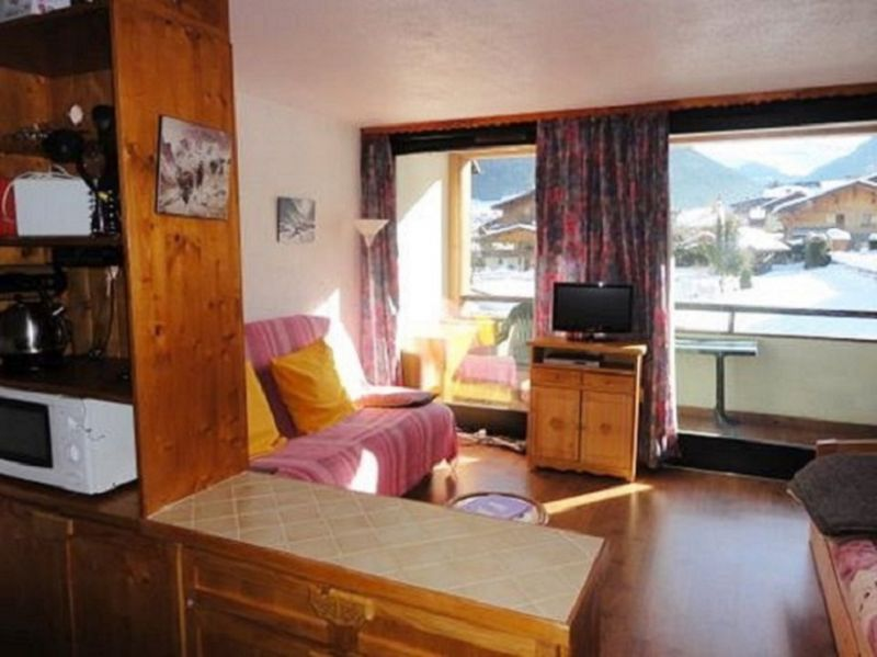 Lounge Location One-room apartment 1938 Morzine