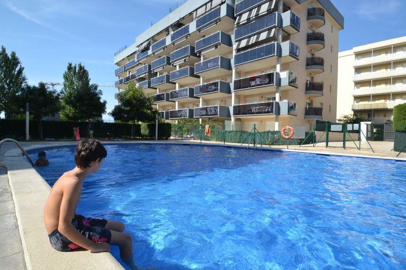 Swimming pool Location Apartment 19681 La Pineda