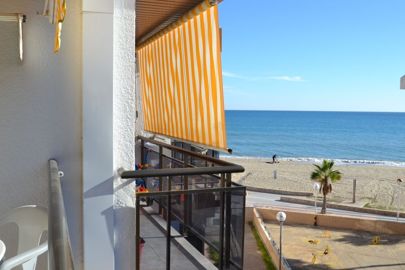View from the terrace Location Apartment 19869 Cambrils