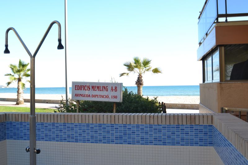 View of the property from outside Location Apartment 19869 Cambrils