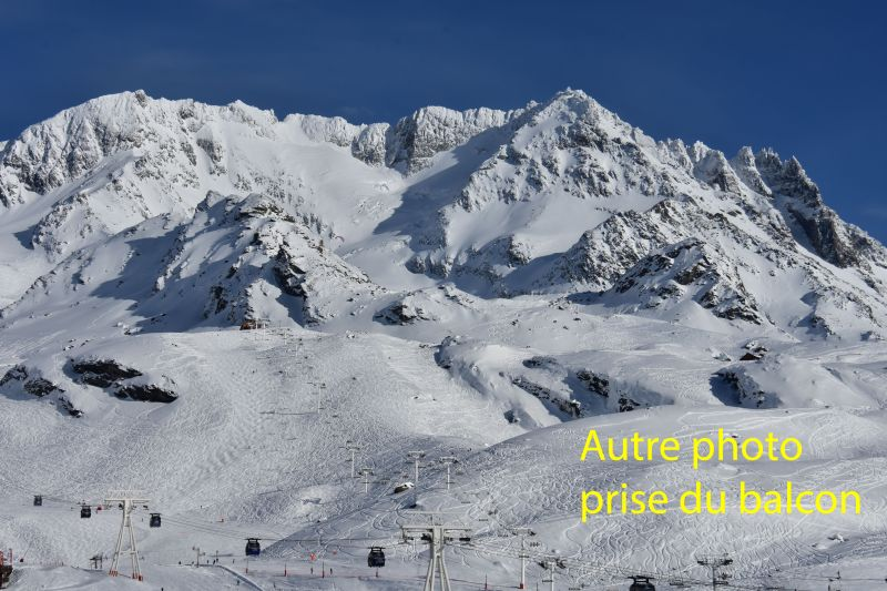 View from the property Location Apartment 20123 Val Thorens