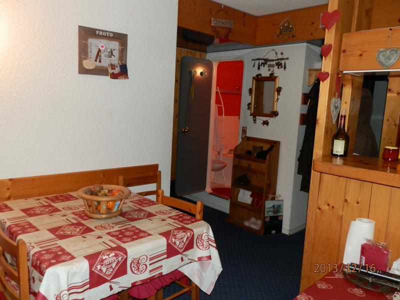 Dining room Location Apartment 20181 Les Arcs