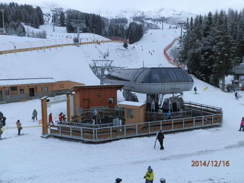 View from the property Location Apartment 20181 Les Arcs