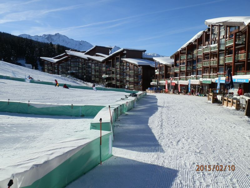 View of the property from outside Location Apartment 20181 Les Arcs