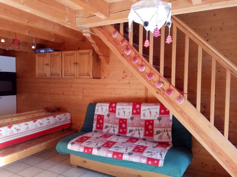 Living room Location Chalet 2091 Les Orres