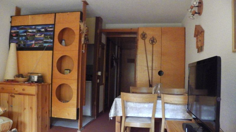 Location One-room apartment 2095 Les Orres