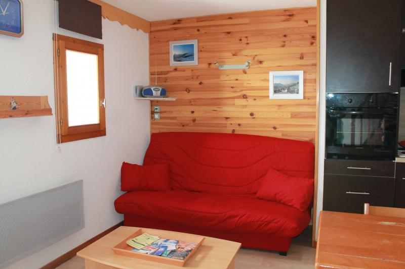 Living room Location Apartment 2129 La Plagne